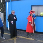 Florries Fish & Chips - The Mayor opens Florries