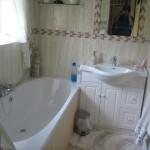 awel y môr bathroom