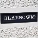 Blaencwm Sign