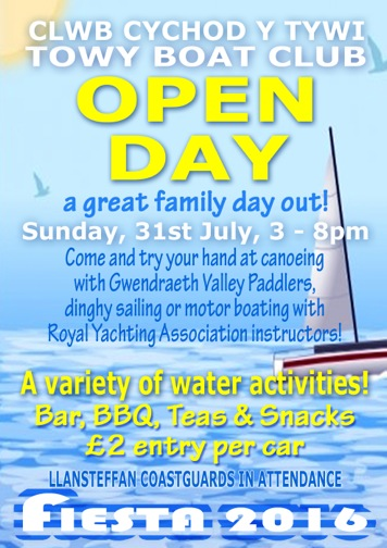 Boat Club Open Day Small