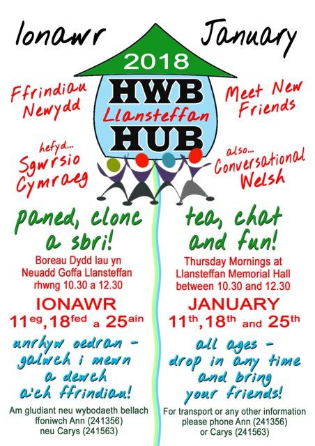 Hub Poster Ionawr