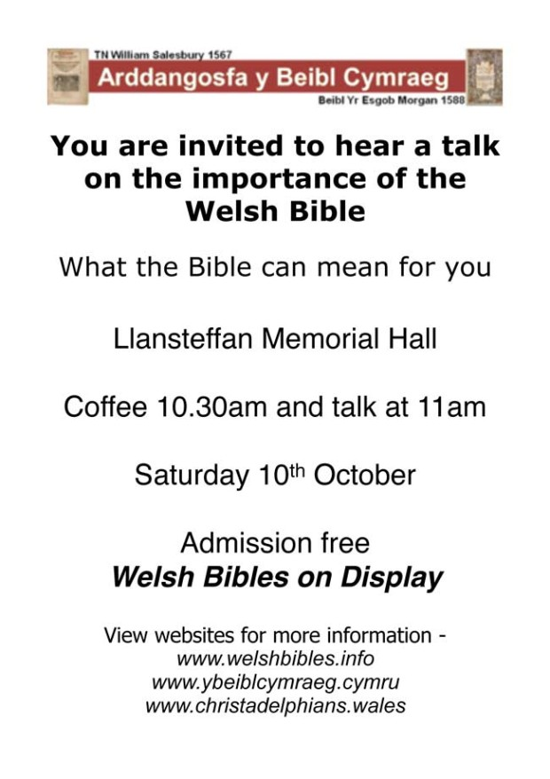 Llansteffan-Welsh-Bible-Talk-Advert